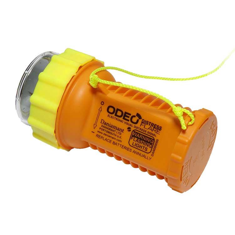 Odeo Distress Flare Signal de détresse LED Feu à main